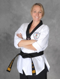 Angie Van Heel, 3rdDegree Black Belt