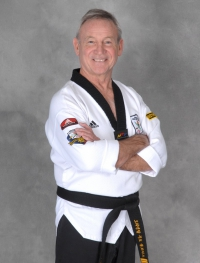 Chuck Crowley, 4th Degree Black Belt
