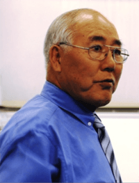 Grandmaster Chan Yong Kim, 9th-Degree Black Belt