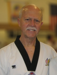 Master Skip Leonard, 6th-Degree Black Belt